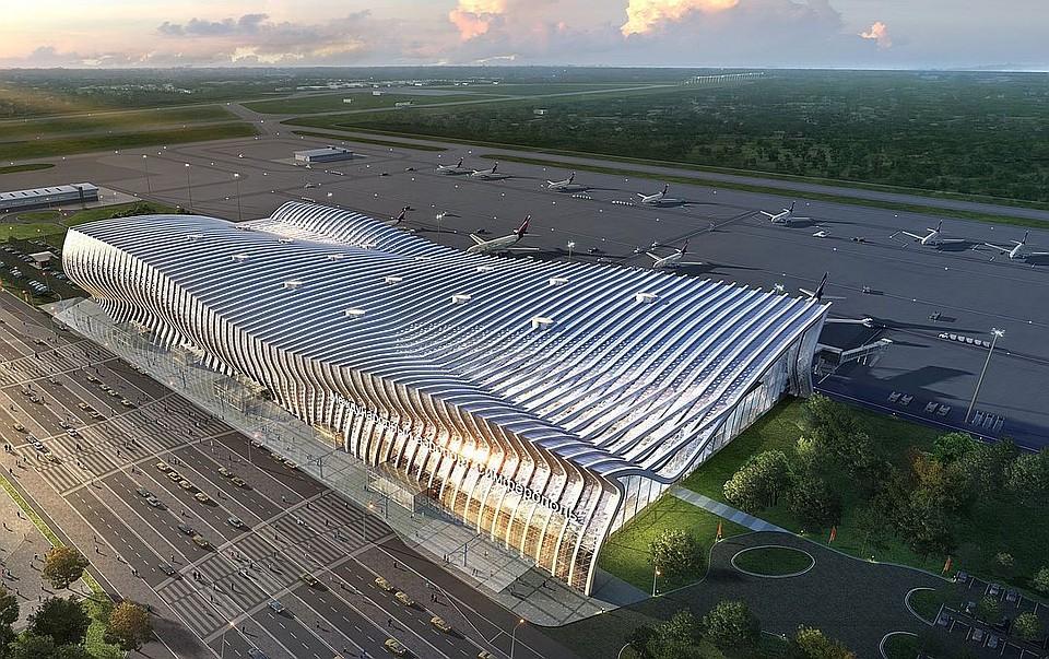 Новый Аэропорт Симферополя
